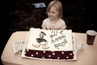 Addison's 3rd Birthday - August 6th 2010