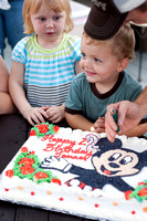 Tanner's 2nd Birthday Party